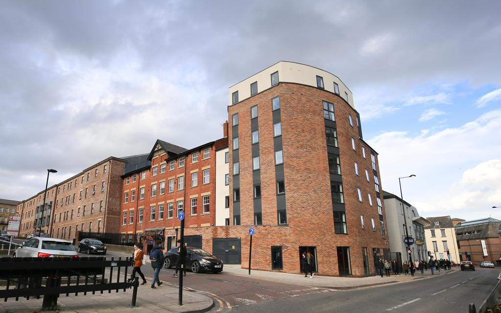 St. James Street Newcastle Upon Tyne, 46 Bedrooms  Block of flats ,For Sale